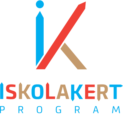 Iskolakert Program Retina Logo